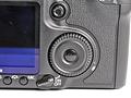 Canon Eos 50D  recensie scrollwiel