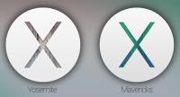 OS X Yosemite Mavericks