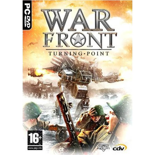 War Front, Turning Point (DVD-Rom), PC
