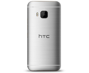HTC One M9 Prime Camera Edition Zilver