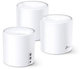 TP-Link DECO X20 mesh router 3 stuks, Wifi 6