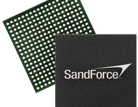 SandForce ssd-controller