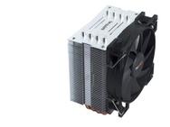 be quiet! Pure Rock - Koeler voor processor - PWM Fan - 4 heatpipes -