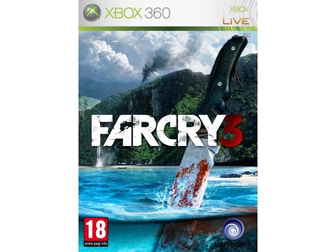 Far Cry 3, Xbox 360