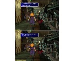 Final Fantasy 7 Remako HD Field Mod