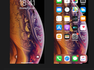 iOS 13 op iPhone XS: donkere modus