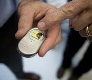 Chip voor draadloze medicijntoediening