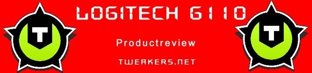 Logitech G110 banner