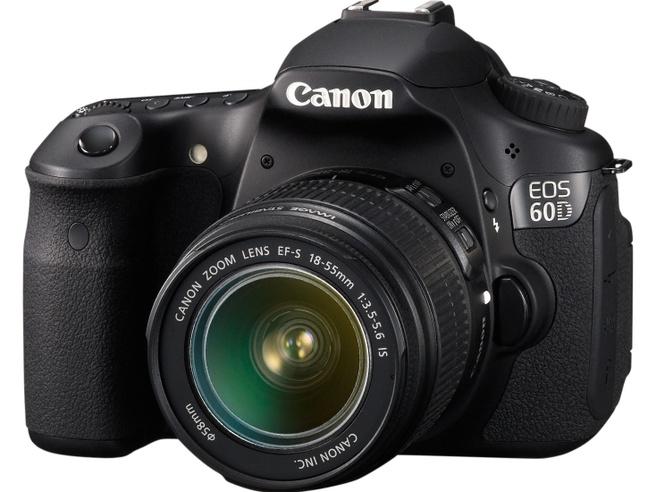 Canon EOS EF-S 18-55mm IS II