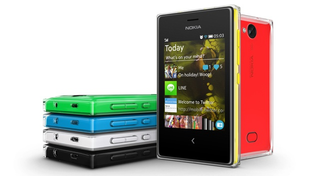 Nokia Asha 5032