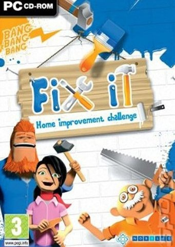 Fix It: Home Improvement Challenge, PC