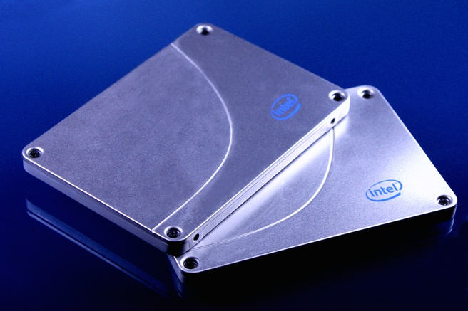 Intel X25-M Mainstream SSD