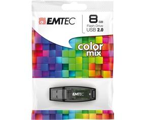 Emtec C410 8GB Zwart