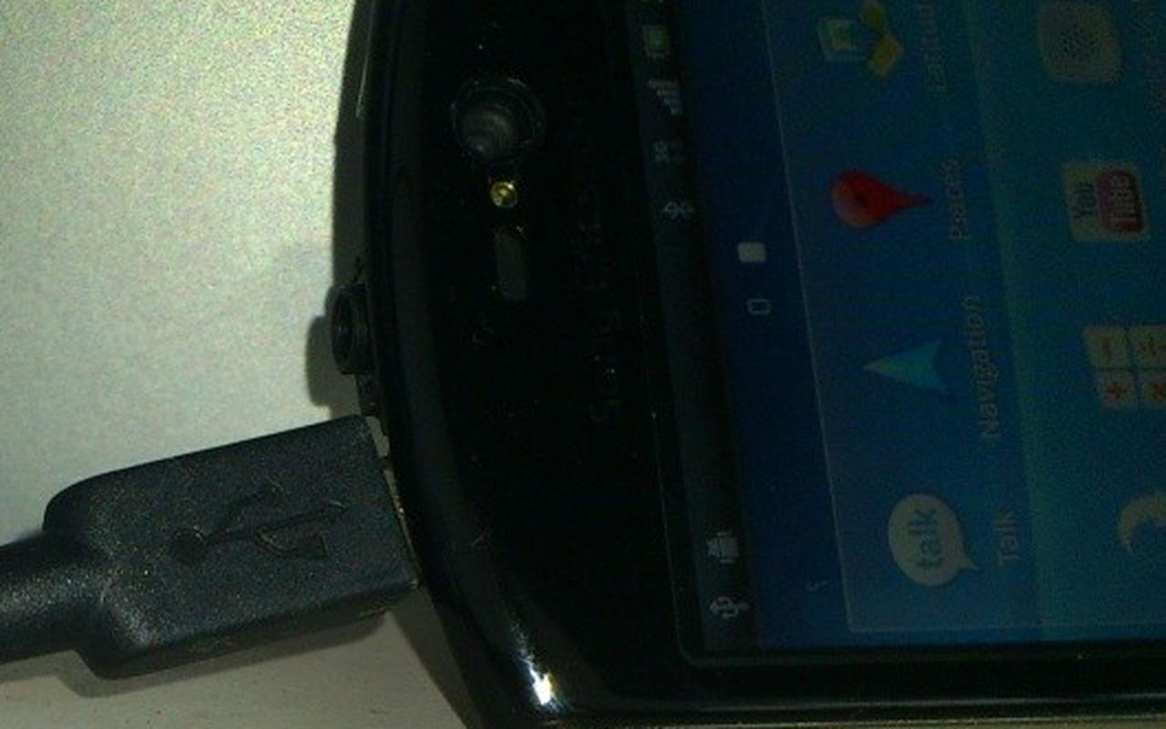 Onbekende Sony Ericsson