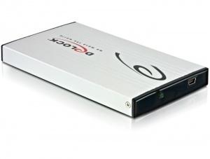 """Delock 2.5"""" Ex. enclosure SATA HDD"""