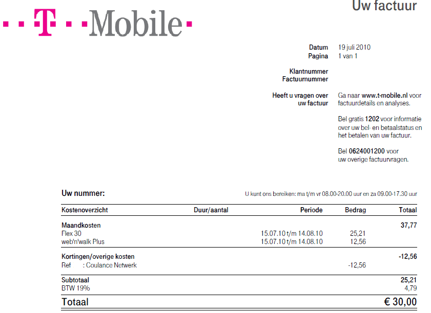 As a T-Mobile customer, you can view and pay your monthly statement online by creating an account on the My T-Mobile website. You will need your T-Mobile phone number to verify your account.