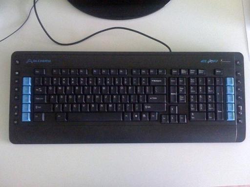 OCZ Alchemy Series Elixir Keyboard Review | DragonSteelMods