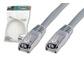 Goedkoopste Digitus Patch Cable, SFTP, CAT5E, 3M Grijs