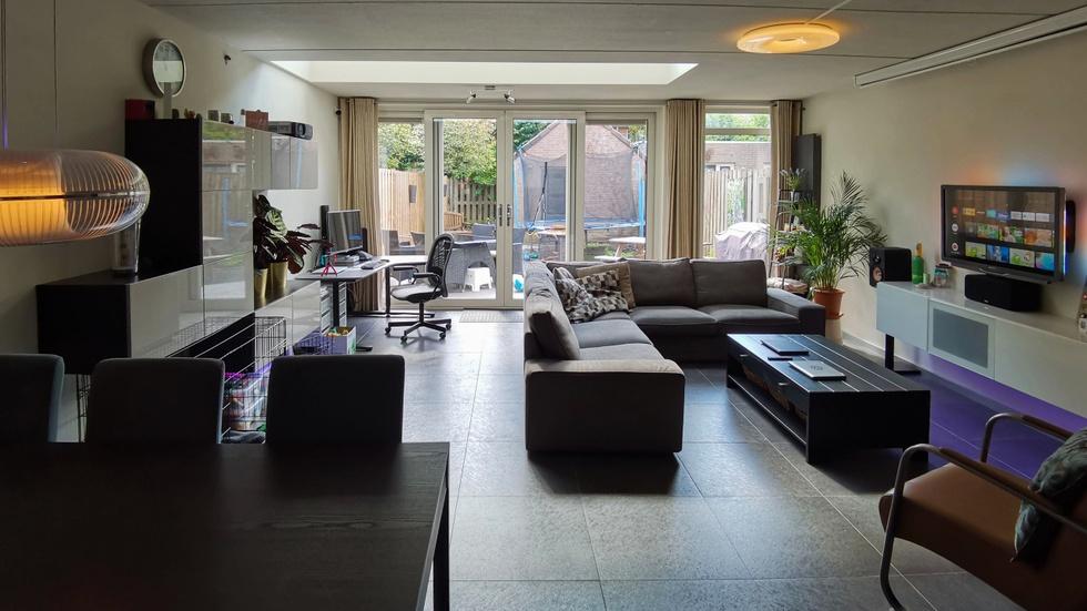 De woonkamer van Kiswum