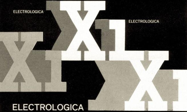 Electrologica X1