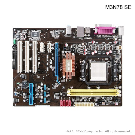 Asus M3n78 Se Drivers Download