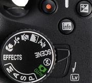 Nikon D5100 rechts