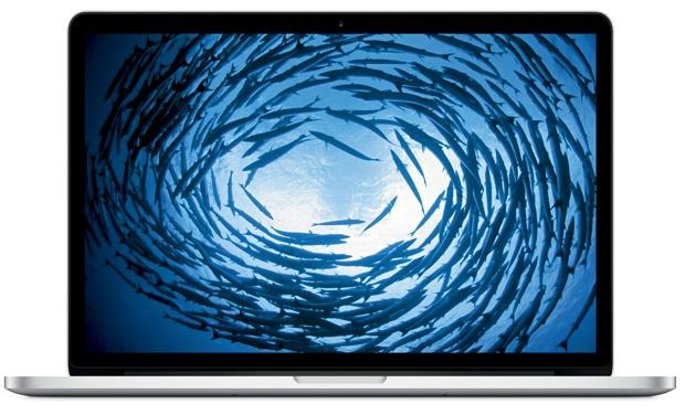 15 inch MacBook Pro retina 2013