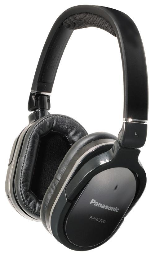 Panasonic RP-HC 700 E-S silber