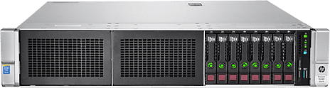 HP DL380 Gen9 E5-2650v3 Perf WW Svr