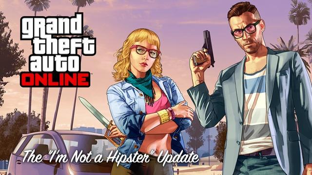 GTA Online hipster-update