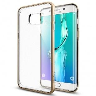 Spigen Neo Hybrid Crystal Samsung Galaxy S6 edge Plus Case - SGP11717 - Champ. Gold