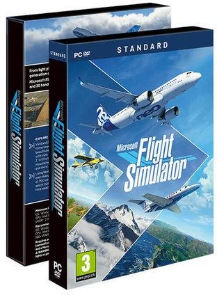 Microsoft Flight Simulator, Windows