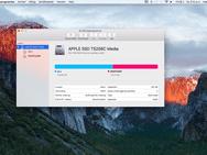 OS X El Capitan Schijfhulpprogramma