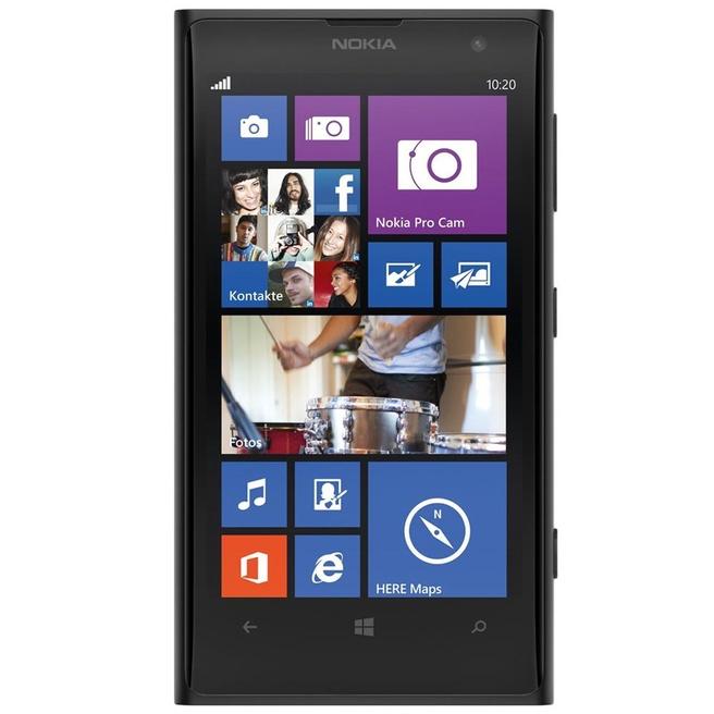 Nokia Lumia 1020 Zwart