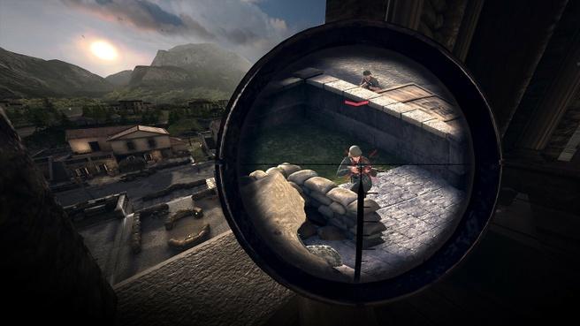 Elite Sniper VR