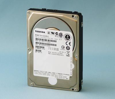 Toshiba MBF2600RC
