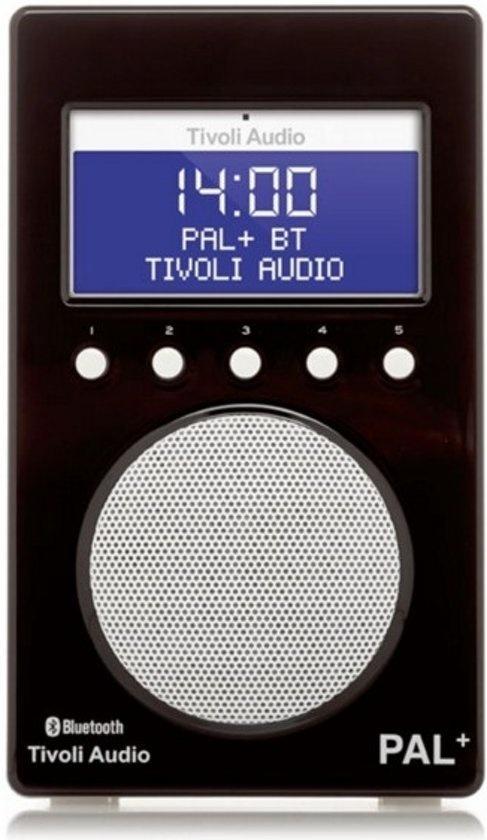 Tivoli Audio PAL+ (Zwart)