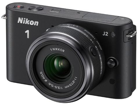 Nikon 1 J2 Inleiding