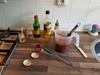 Binnenfoto - kijkje in de keuken