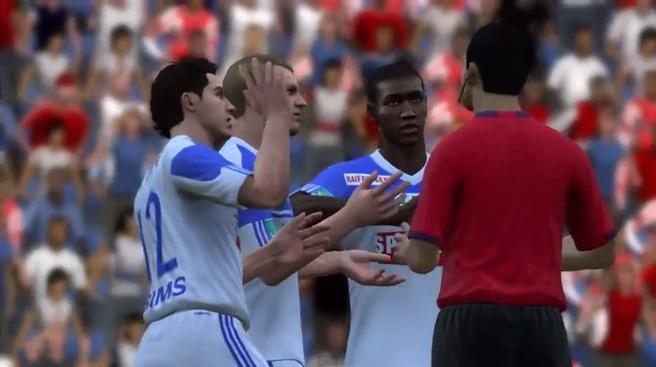 FIFA 13 protest