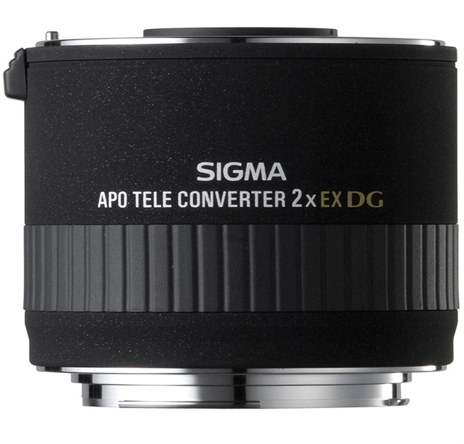 Sigma 2.0x EX DG APO Teleconverter (Canon)