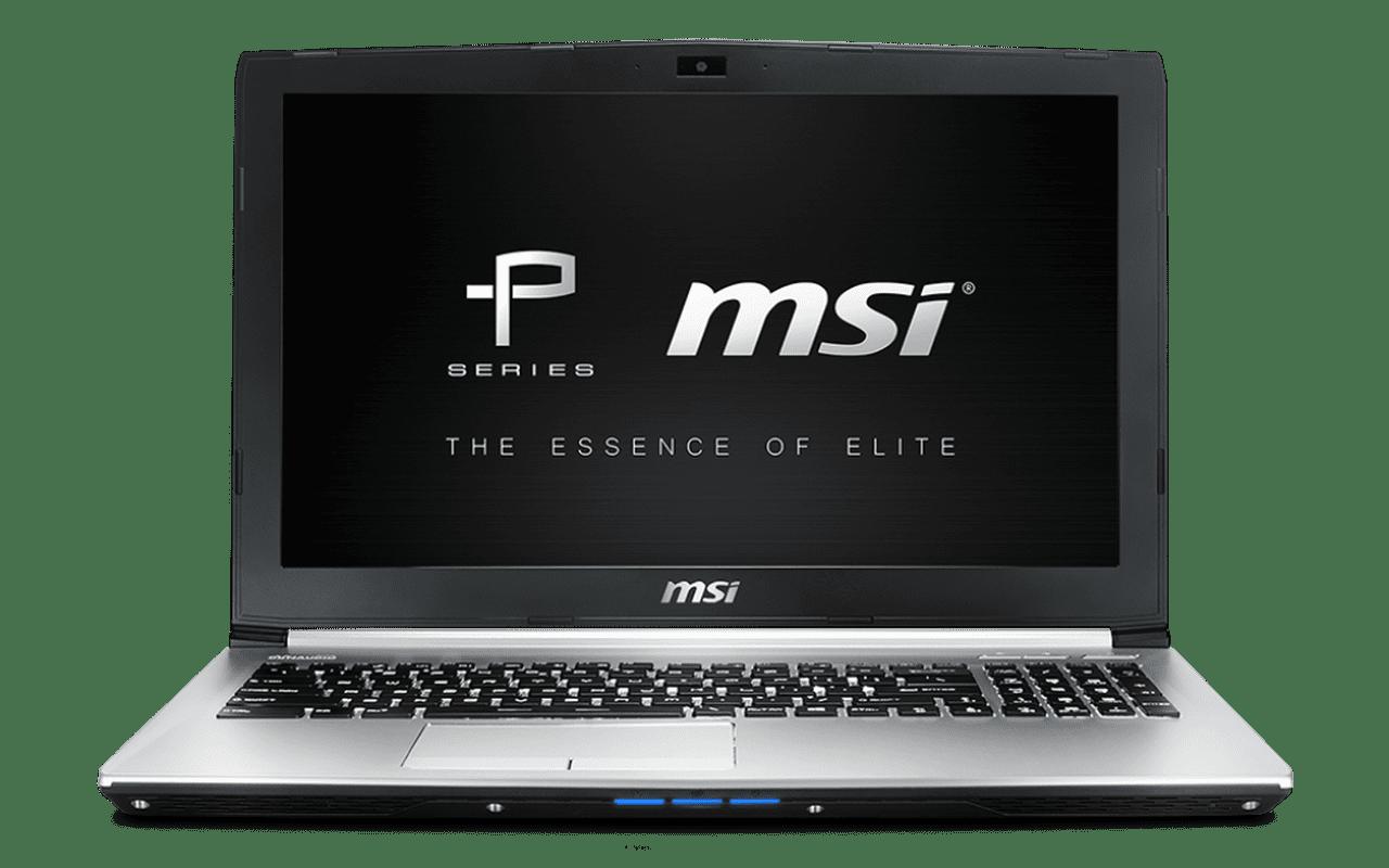 MSI 'Prestige'-laptops