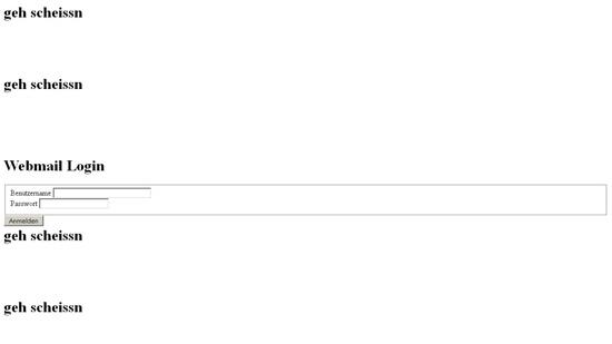 Defacement UPC Webmail