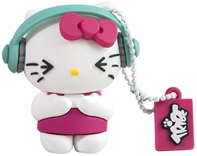 Tribe Hello Kitty - DJ 8GB