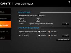 Lan Optimizer Advanced