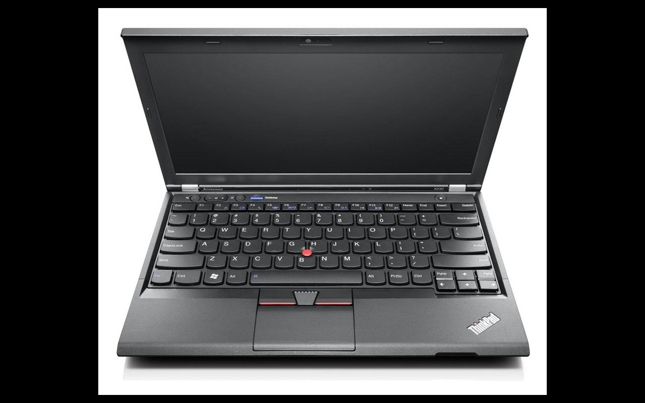 Nieuwe X230 van Lenovo voor juni