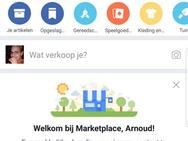 Facebook: Marketplace
