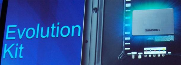 Samsung Evolution Kit 610px