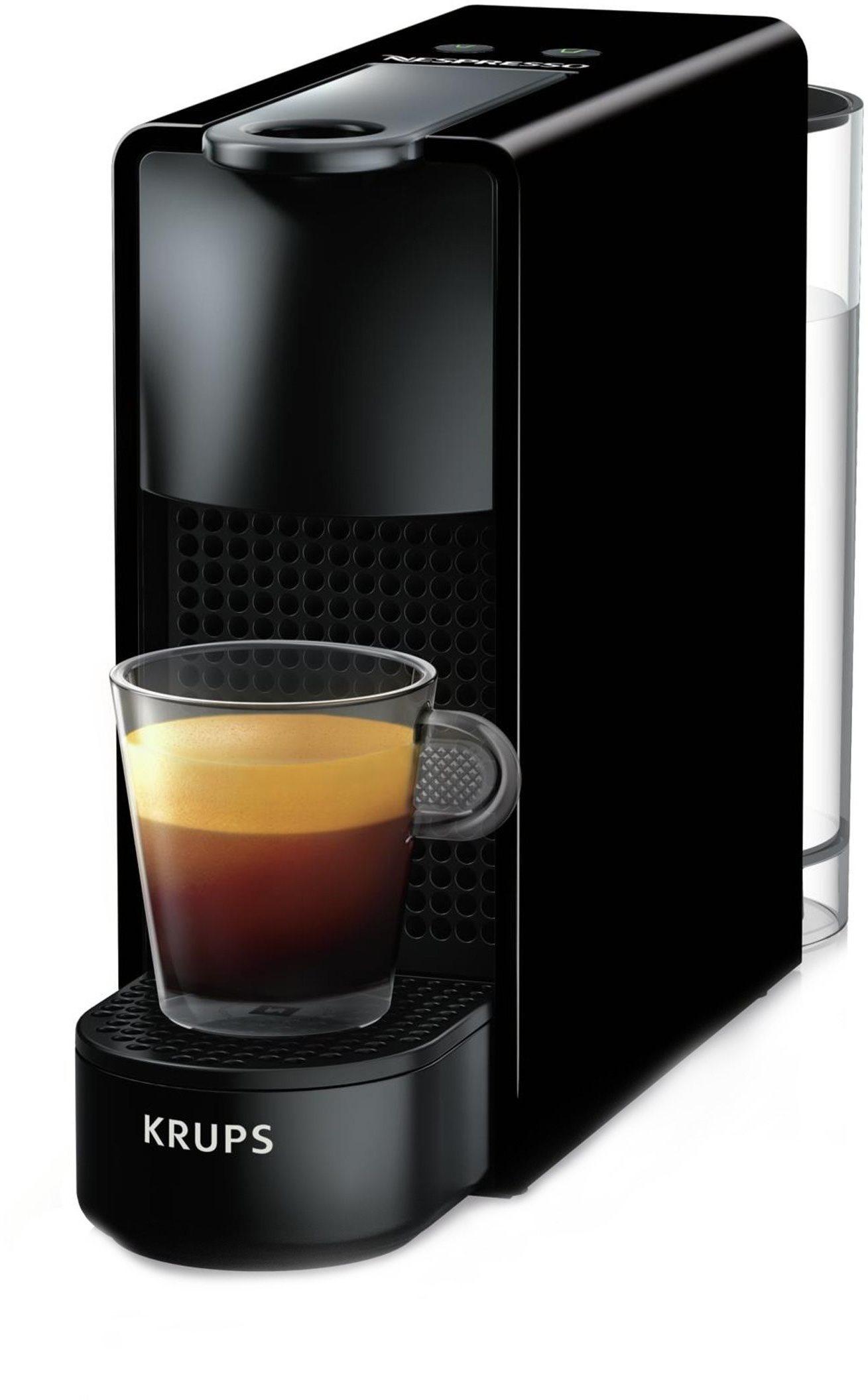 krups nespresso essenza mini zwart prijzen tweakers. Black Bedroom Furniture Sets. Home Design Ideas