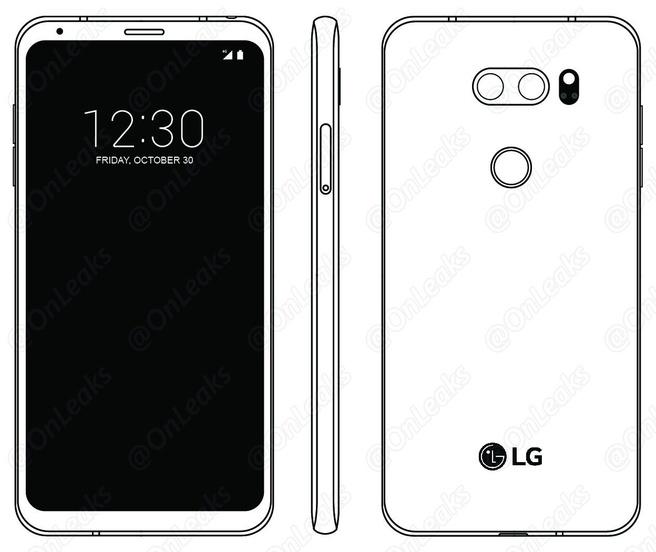 LG V30-document